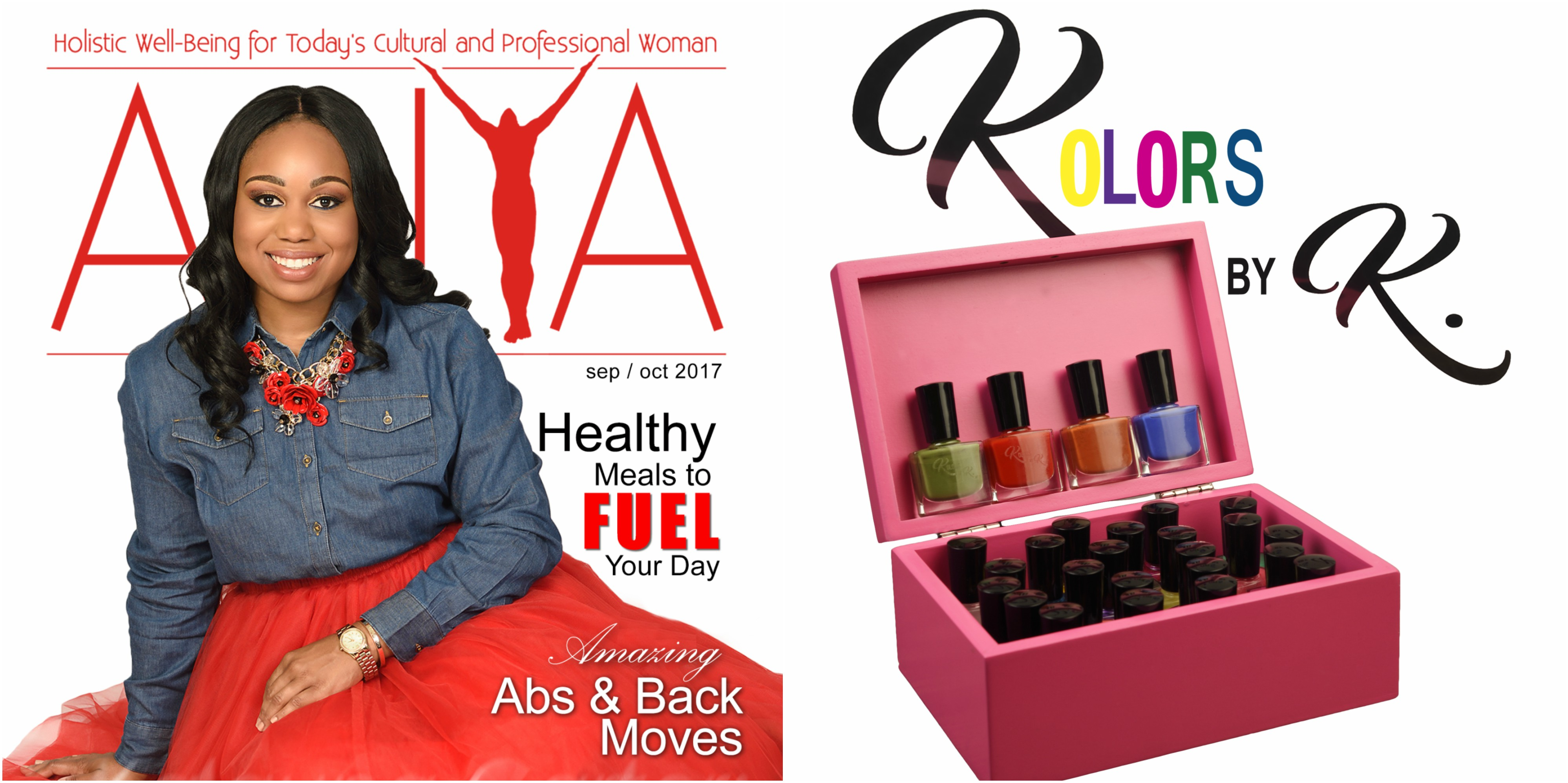 Kolors by K-A New and Healthier Twist on Nail Polish